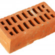Stock Photo: Red old block