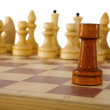 Chess rook — Stock Photo
