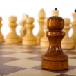 Stock Photo: Chess pawn