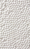 Foam plastic background — Stock Photo