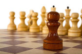 Chess pawn — Stock Photo