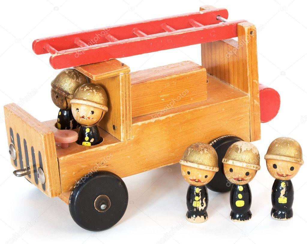 Старинные игрушки из дерева 16 фотография