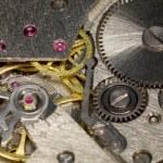 mechanisme van een horloge — Stockfoto