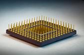 Legs of the processor — Stock Photo
