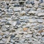 Rough stone wall — Stock Photo