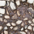 Stony ground — Stock Photo