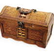 Piracy chest — Stock Photo