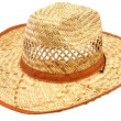 Straw hat — Stock Photo #1787912