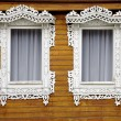 Two windows — Stock Photo