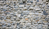 Rough stone wall — Stock Photo