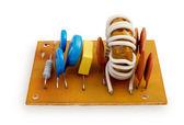 Broken electronics — Stock fotografie