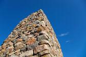 Stone column — Stock Photo