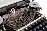 Typewrite — Stockfoto