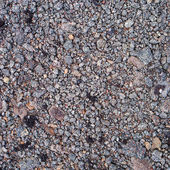 Surface of stony ground — Stock Photo