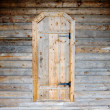 Wooden door — Stock Photo #1792706