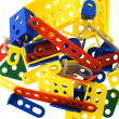 Stock Photo: Meccano