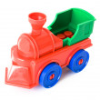 Toy steam-engine - Photo