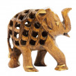 Stock Photo: Statuette of elephant