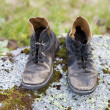 Old boots — Stock Photo
