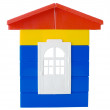 Toy house — Stock Photo #1796734