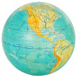 Terrestrial globe — Stock Photo #1797906
