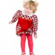 Little mischievous girl — Stock Photo #1798939