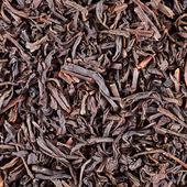 Dry black tea leaves — Stock Photo