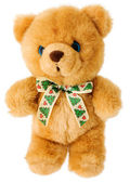 Brown bear teddy — Stock Photo