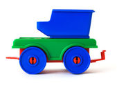 Máquina de brinquedo — Fotografia Stock