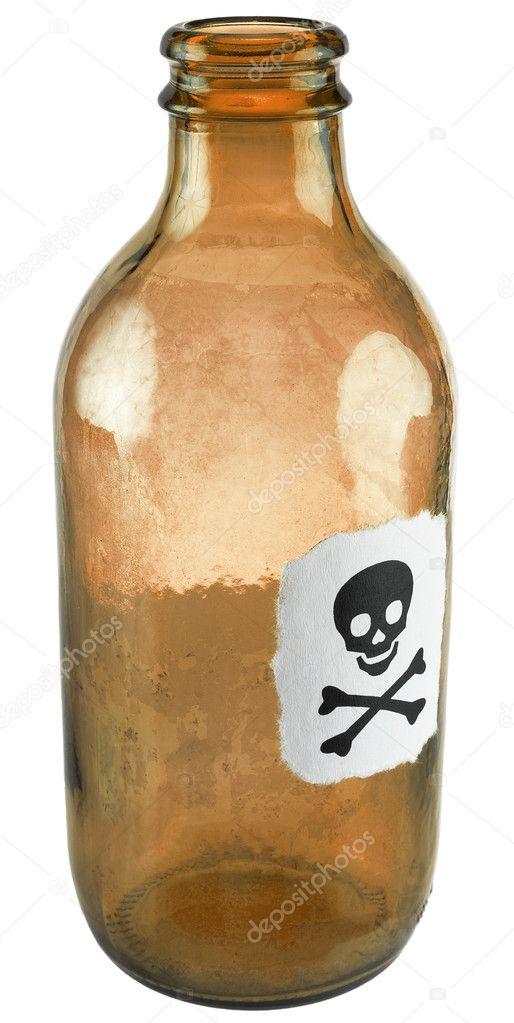 Poison small bottle — Stock Photo © pz.axe #1793945