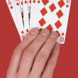 Royalty-Free Stock Photo: Playing cards