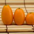 Fresh kumquat — Stock Photo