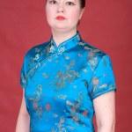Portrait japanese girl — Stock Photo