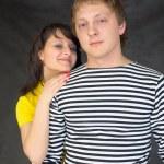 Loving couple — Stock Photo #2276955