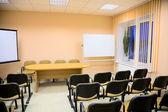 Interior de una sala de conferencias — Foto de Stock