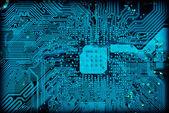 Teknik endüstriyel elektronik doku — Stok fotoğraf