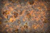 Grunge rusty metal background — Stock Photo