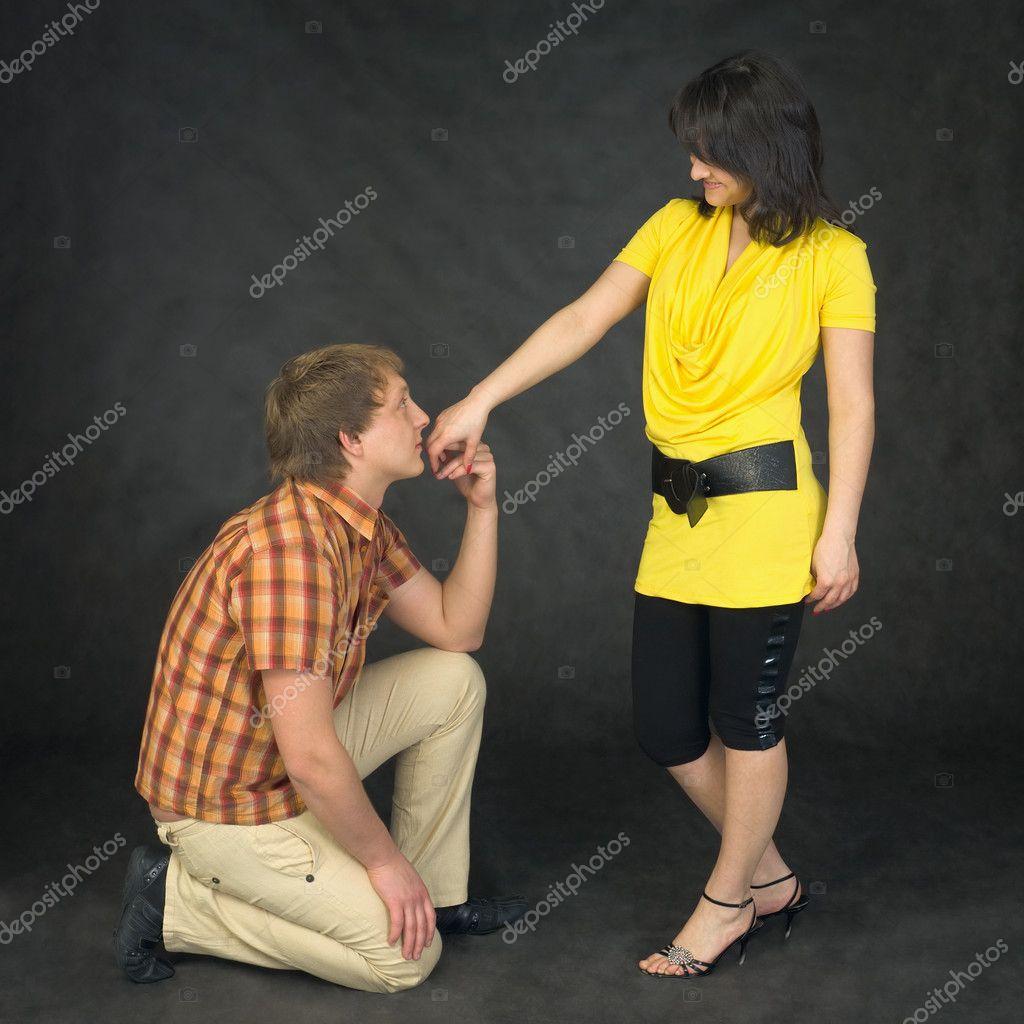 Фото женщины целуются 1 фотография
