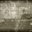 Royalty-Free Stock Photo: Old wall covered with boards