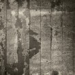 Aged grunge wooden painted background — Foto Stock