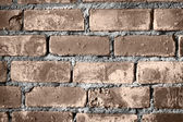 Mauer von einem Gebäude-Hintergrund — Stockfoto