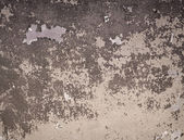 Brown painted old wall background — Stock Photo