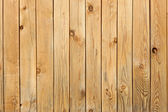 Background from pine boards with knots — Stock Photo