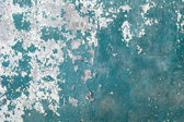 Green grunge concrete weathered wall — Stock Photo