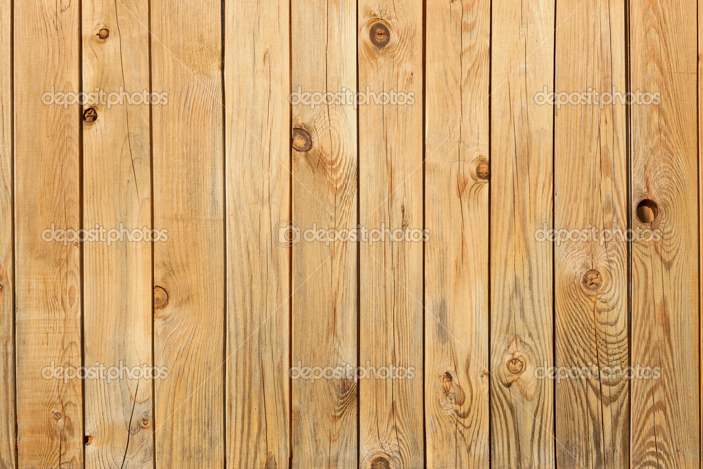 Background from pine boards with knots — stock photo pz