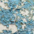 Texture of concrete wall covered peeled - Stock Photo