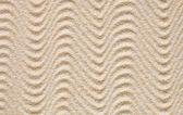 Trama da giallo sabbia con onde — Foto Stock