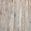 Weathered wooden wall with stains — Stock Photo