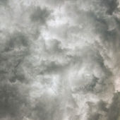 Cloud texture night sky before the storm — Stock Photo