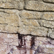 Royalty-Free Stock Photo: Stone surface with cracks
